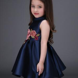 Zila kleitiņa