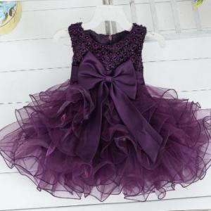 Violeta kleitiņa bērniem