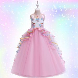 Gara princešu kleita Vienradzis