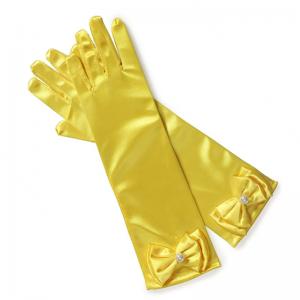 Princeses cimdiņi dzelteni