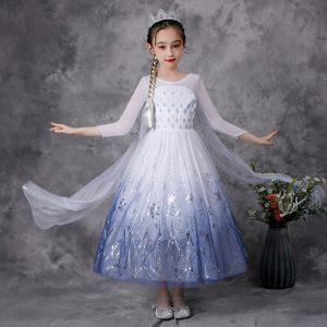 Princeses Elzas svētku kleita