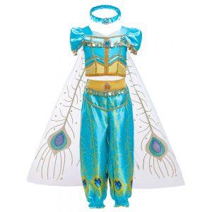 Princeses Jasmīnas tērps