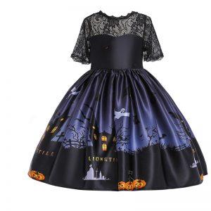 Helovīna kleita bērniem