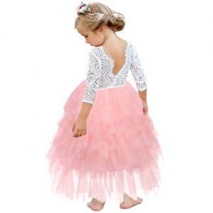 Bērnu kleita kāzām