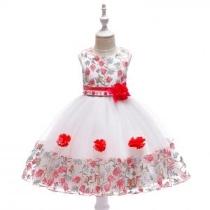 Bērnu kleita izlaidumam