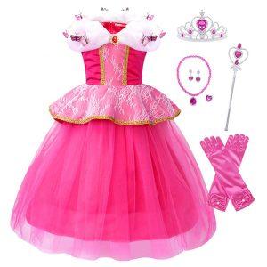 Princeses Auroras tērps