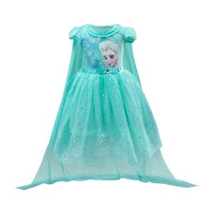 Princeses Elzas kleita