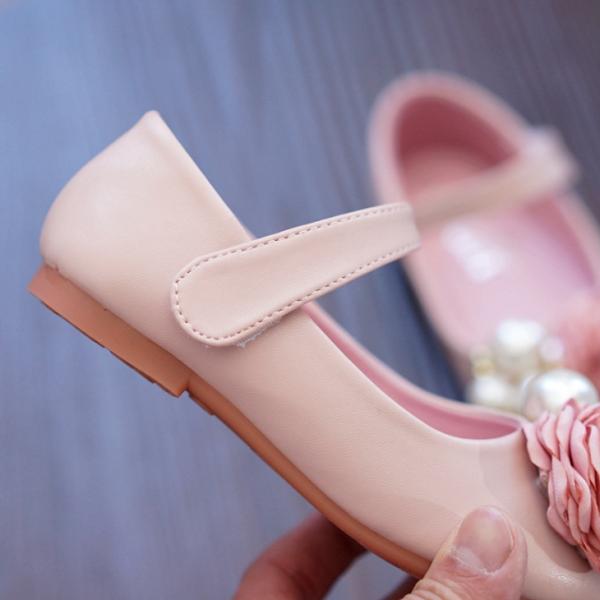 Rozā svētku kurpes