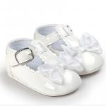 Zīdaiņu kurpītes baltas 0-6 mēn.