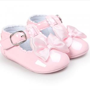 Zīdaiņu apavi rozā