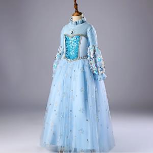 Grezna princeses Elzas kleita