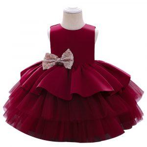 kupla bērnu kleitiņa