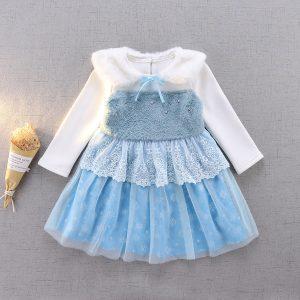 Silta Frozen Elzas kleitiņa
