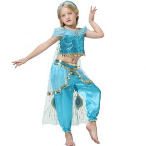 Princeses Jasmīnas kostīms