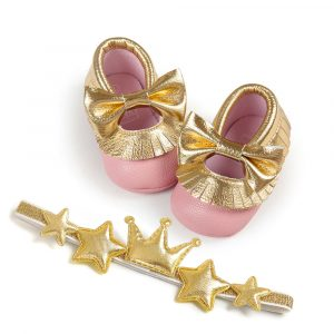 Svinīgas mazuļu kurpītes
