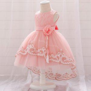 Rozā svētku kleitiņa