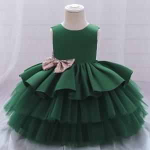Zaļa balles kleita Odrija
