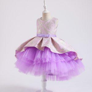 balles kleita violeta