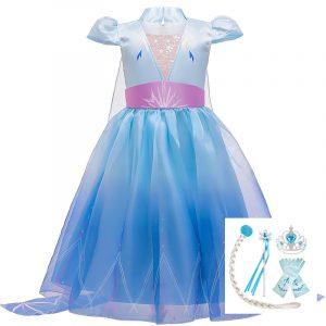 Frozen 2 Elzas tērps