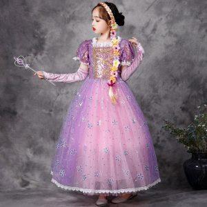 Princeses Salātlapiņas kleita